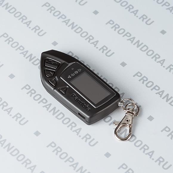Брелок LCD DXL 650 black