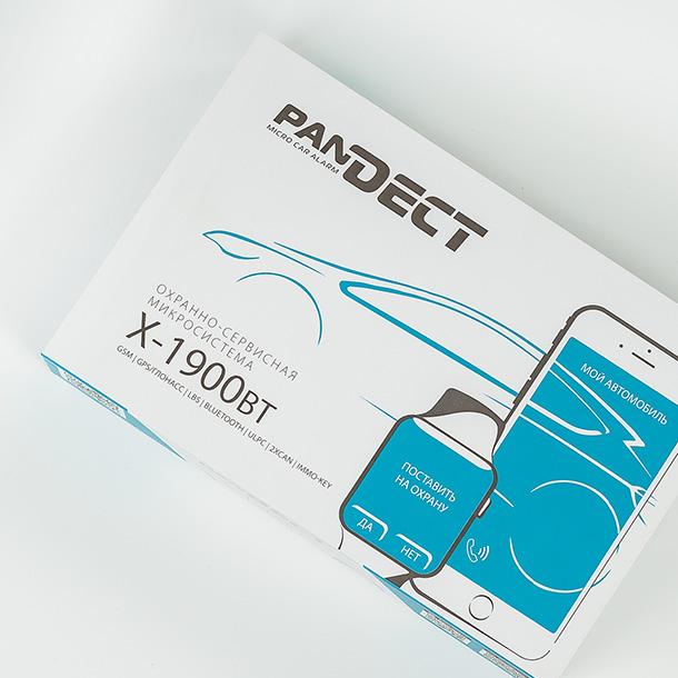 Pandect X 1900 BT